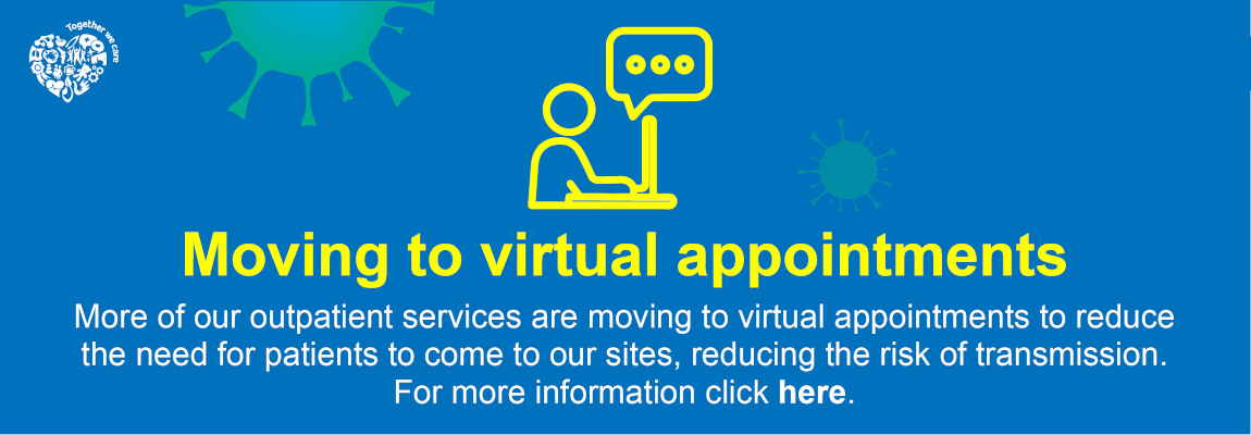 Virtual appointments