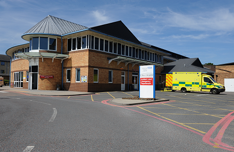 Our Emergency Department at St Peter's