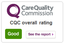 Find out more about out CQC rating by clicking here