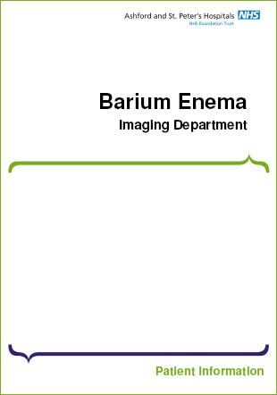 barium swallow prep instructions