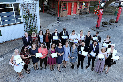 Staff Achievement Awards - Read the article