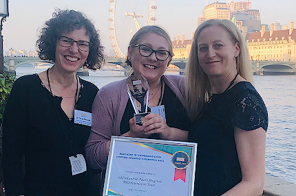 ASPH VTE Prevention commended for outstanding practice