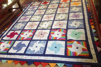 News article - Quilt - Click here to read more